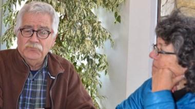 Richard Wirz y Patricia Castellano hablaron de los proyectos de APD Noroeste.