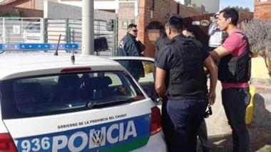 Las capturas de dos individuos sucedieron en Puerto madryn y la incautaciòn de armas y balas en Comodoro