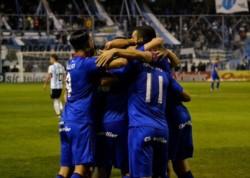 Con goles de Canuto y Montillo, el equipo de Gorosito venció 2-1 a Rafaela (golazo de Blondel) y se recuperó de su derrota en la primera fecha.