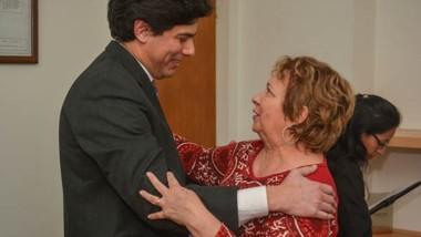 Alejandro Canio fue designado como asesor legal por Di Filippo en la nueva etapa de gestión municipal.