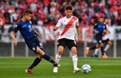 River cayó 1-0 ante Talleres en el Monumental por la Superliga.