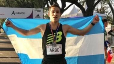El atleta esquelense Joaquín Arbe fue 9° en la general en Buenos Aires.