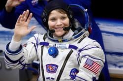 Anne McClain cometió un delito desde una de las computadoras de la Estación Espacial Internacional.