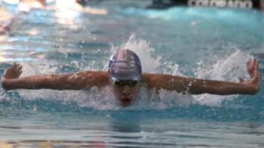 Con 255 nadadores, se realizó la competencia en Myfanuy Humphreys.