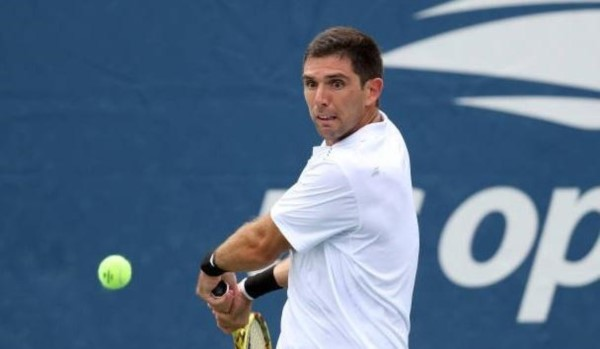 Debut y despedida para Delbonis: cayó ante Popyrin y se despidió del US Open.