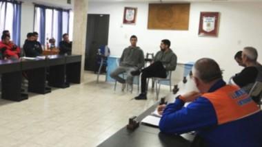 El pasado lunes se desarrolló una reunión del departamento de fútbol infanto juvenil de la Liga del Valle.