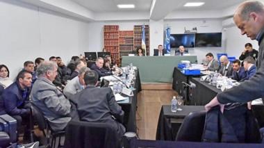 """""""El único que venía a Obras Públicas era Ramón"""", dijo el ex titular del organismo, Adrián Márcico."""