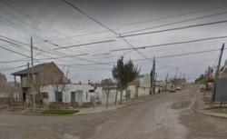 El hecho empezó y terminó en una casa de calle José Menéndez al 700