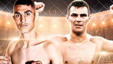 Walter Castillo de Rawson enfrentará a Diego Ramírez por la corona de la Fedebol AMB de categoría Welter.
