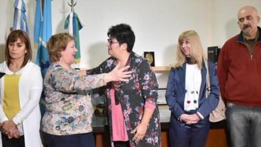 En funciones. Araceli Di Filippo completa su gabinete en el municipio capitalino.