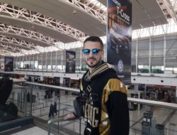 """El """"Pipa"""" Benedetto se despidió de Boca tras marcharse a Francia a sus 29 años."""