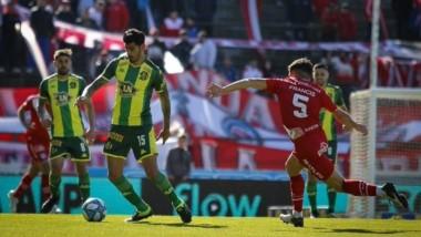 El Bicho tuvo las más claras pero no las supo aprovechar. Ambos siguen sin victorias en esta Superliga.