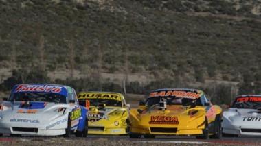 Verde y Figueroa fueron los ganadores de las series del TC Austral, de la quinta fecha del automovilismo.