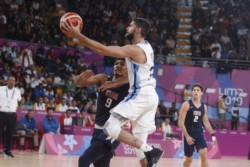 Argentina volvió a ser el equipo del debut y demolió a Estados Unidos en las semifinales de los Juegos Panamericanos.