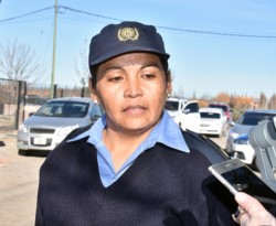 Subcomisario Alicia Corrales