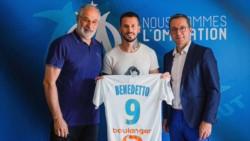 Darío Benedetto fue anunciado por el Olympique de Marsella como nuevo jugador del club.