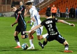 Godoy Cruz perdió por tercera vez consecutiva. Ahora sufrió una derrota preocupante ante Arsenal, que ahora es líder con la base que jugó la B Nacional.