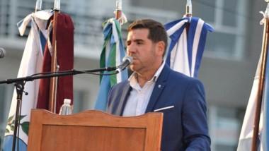 Walter Ñonquepan, precandidato a intendente de Rawson.