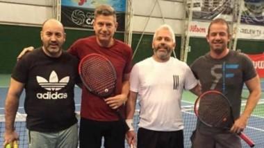 Los tenistas se pondrán a punto con un torneo preliminar en el club.