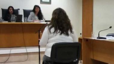 Espera. La causa tuvo sus alegatos y ahora esperan el veredicto donde dirán su el acusado fue el autor.