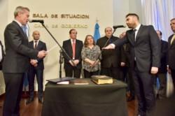 Oscar Antonena ocupa el cargo de Subsecretario de Coordinación Financiera