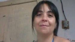 Lilian Noemí Godoy, asesinada en su casa de Concordia.