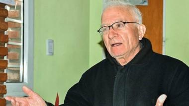 El padre López Pedraza hizo un análisis económico y social.