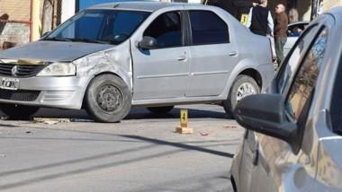 Los dos vehículos sufrieron averías como consecuencia del impacto en el que se vieron implicados.