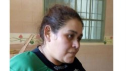 Patricia Solorza estaba presa por abortar.