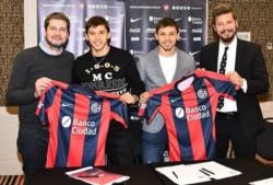 Angel y Óscar jugarán en San Lorenzo hasta junio de 2022.