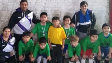 Se jugó Torneo Relámpago con participación de equipos de El Aguante.