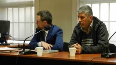 Apertura. Ruffa (izquierda) junto a Vargas, quien será investigado durante seis meses por la Fiscalía.