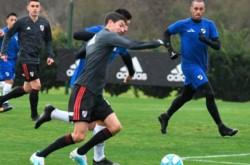 River goléo 7 a 0 a All Boys en un amistoso con Matías Suárez como figura.