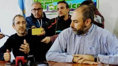 Alivio. La cúpula de Servicoop explicó sus motivos para que los estatales paguen sin recargos de interés.