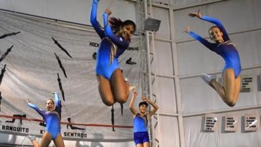 Akrobatos tendrá a cinco gimnastas en el Sudamericano de Paipa.
