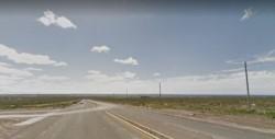 El hecho ocurrió sobre ruta 1, cerca del acceso al barrio Solanas