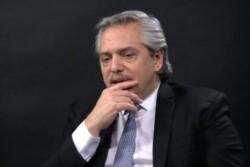 """Alberto Fernández: """"La prioridad es el salario de la gente y las jubilaciones""""."""
