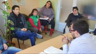 En el primer encuentro con el Municipio, los representantes del sindicato se fueron disconformes.