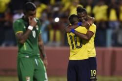 Con goles de Estrada, Junior Sornoza y Gonzalo Plata, la Selección dirigida por Jorge Célico derrotó 3-0 a Bolivia en un amistoso en Cuenca.