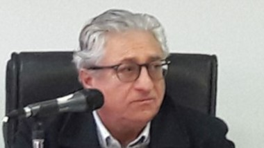 El juez José Colabelli habló de la clausura de la 1ª por refacciones.
