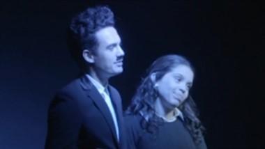 """Arte. La compañía teatral """"Comedia las Revinú"""" pone en escena la obra."""
