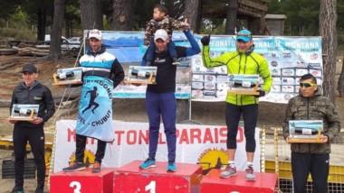 El chubutense José Chaile se consagró campeón en la categoría Master del Campeonato Nacional de Montaña.