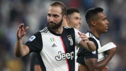 """Higuaín: """"Desde el primer día quise regresar a la Juventus""""."""