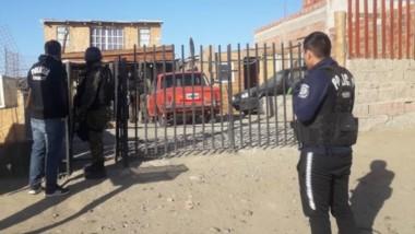 Los allanamientos se realizaron en la zona de Quintas de la Fracción 15