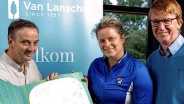 Clijsters tuvo tres hijos, cumplió 36 años y volverá al tenis por segunda vez...