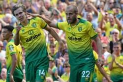 El equipo canario dio la sorpresa de la jornada en la Premier al ganarle 3-2 al Manchester City.
