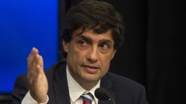 Fondos de Nación. El. ministro de Economía, Hernán Lacunza, y la difícil misión  de enderezar los números.