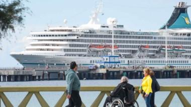 Tradición. El movimiento de los cruceros generará una inyección económica significativa para el destino.