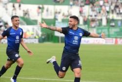Mal debut para Julio César Falcioni en Banfield: con gol de Nahuel Bustos, Talleres le ganó 1-0 en el Lencho.