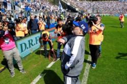 La Academia derrotó a Gimnasia en la vuelta de Maradona al fútbol argentino y consiguió el segundo triunfo consecutivo en el campeonato.